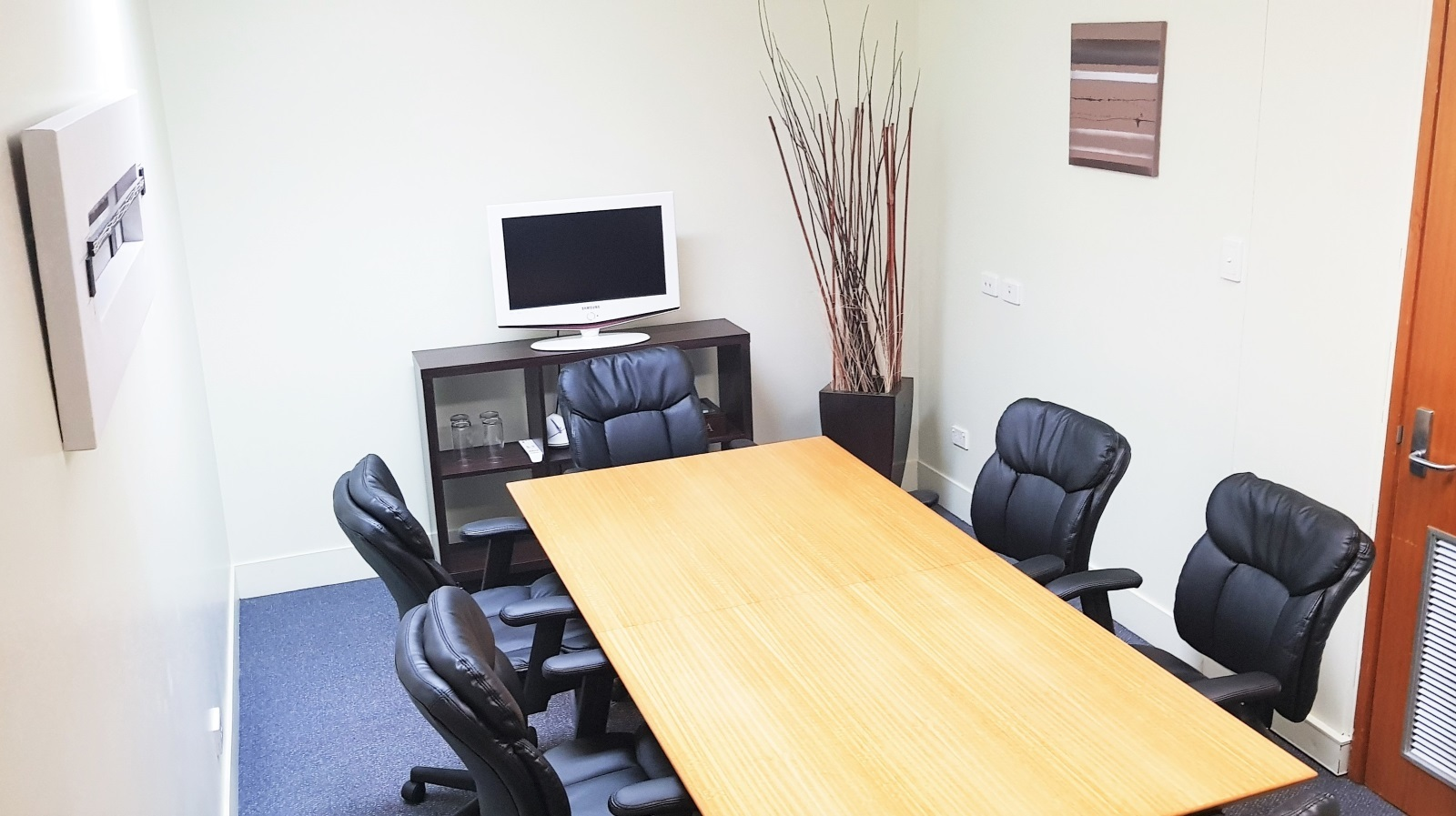 Toowong Serviced Offices - Boardroom