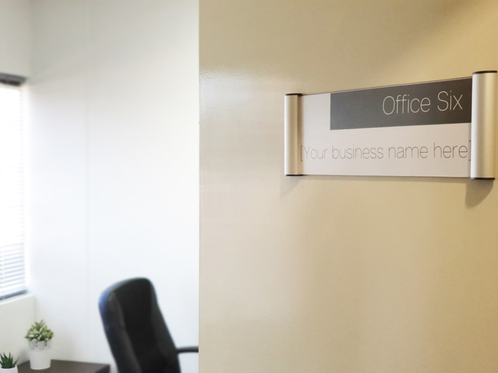 Office 6 - Toowong Serviced Offices